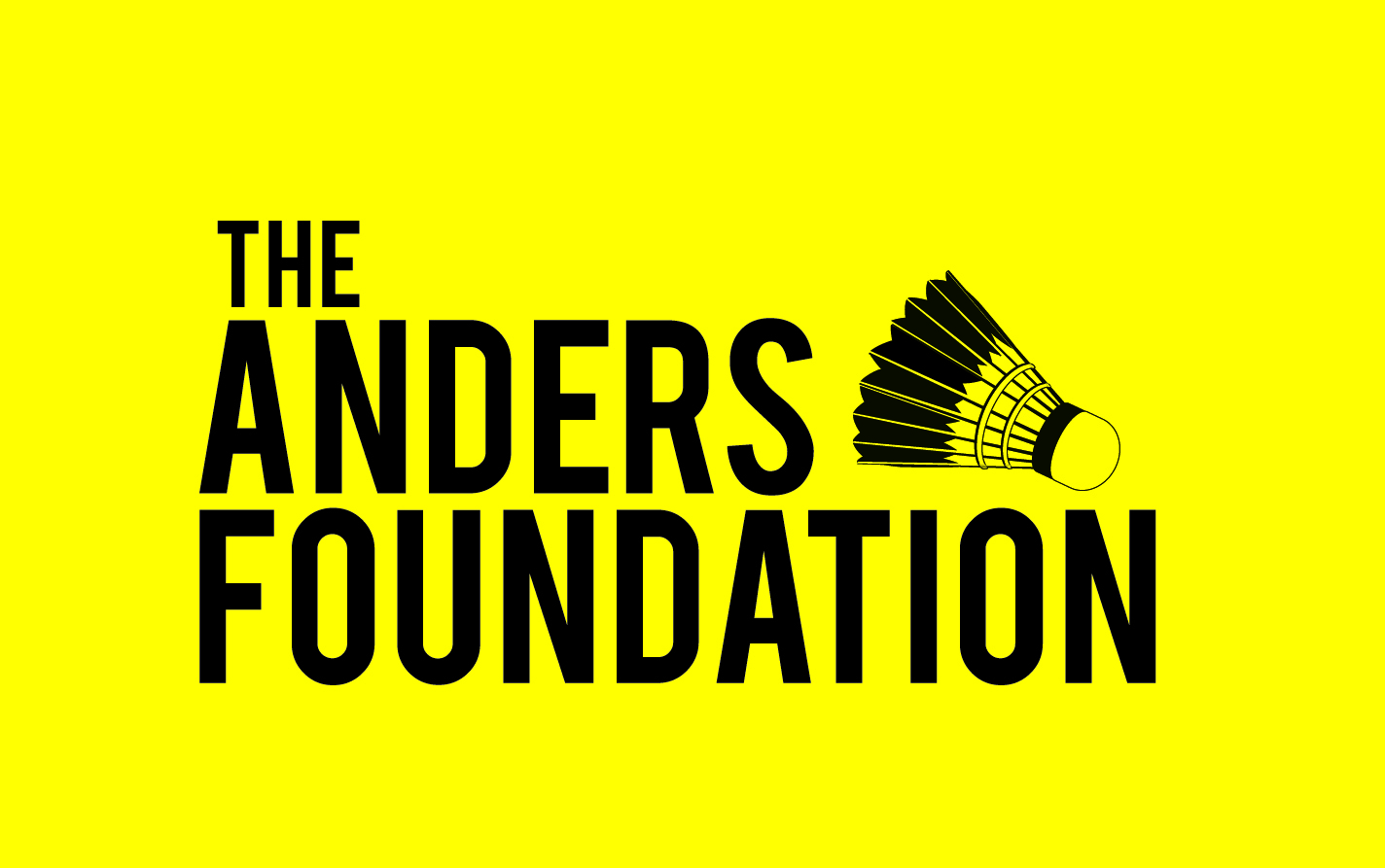 The Anders Foundation yellow